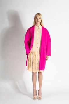 Rochas Resort 2015. See all the best looks here.