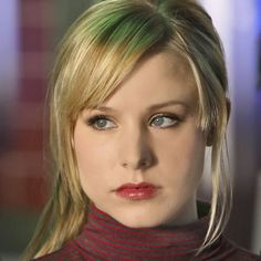 Veronica Mars..used to love this show!