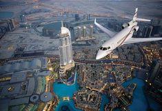 DUBAI...vista desde el aire...