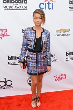 2014 Billboard Music Awards: Sarah Hyland