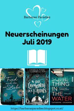 Neuerscheinungen im Juli 2019 #1 Die Neuerscheinungen im Juli sind da! Auf meinem Blog zeige ich euch eine Auswahl der Buch-Neuheiten im Juli! Viel Spaß beim Stöbern! Auf welche Bücher wartet ihr schon sehnsüchtig? #neuerscheinungen #buchblogger #bücherlesen #bücherwurm #büchersüchtig