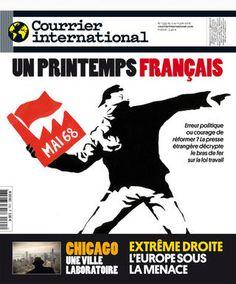 Courrier international N° 1335 - 2 juin 2016