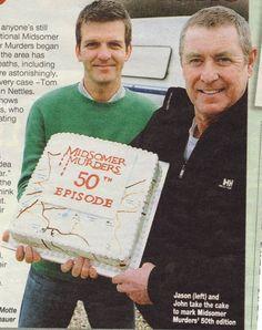 Jason Hughes 50th Episode of Midsomer Murders