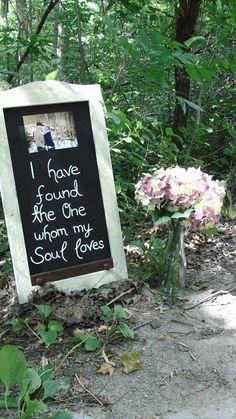 Sweetness at Sherri + Joe's wedding