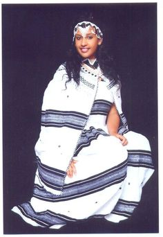 Lemuna's Oromo Fashion and Culture show. Fashion Africa from  Oromia