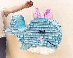 Whale Birthday, Birthday Pinata, Pinata Party, Mermaid Birthday, Minion Pinata, Basic Embroidery Stitches, Bookmarks Kids, Flamingo Party, Bible Crafts