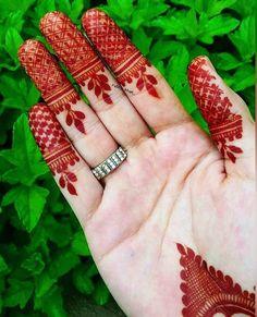 Gorgeous mehndi details and stain. By @rubby_khan_ . . . . - . . . - . . . #henna #mehndi #amaZing #hennatattoo #hennadesign #mehndidesign #love