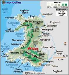 Rails of england and wales adeo live on the welsh english border wales map geography of c boat holidays in wales monmouthWales Map Geography Of. Wales Uk, North Wales, Map Of Wales, Welsh Words, Welsh Sayings, Welsh Marches, Welsh Castles, Ireland, Wales