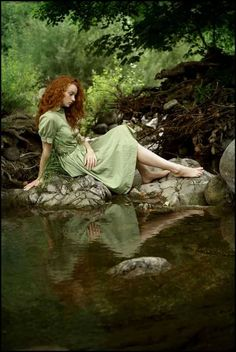 Designer Clothes, Shoes & Bags for Women People Photography, Amazing Photography, Fairytale Fantasies, Natural Redhead, Fire And Ice, Freckles, Redheads, Cute Girls, Fairy Tales