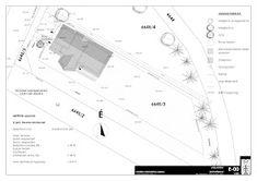 K O Z M A Z S U Z S A N N A építész: Zalaegerszeg, Teskánd, Családi ház tanulmány terve Map, Architecture, Location Map, Maps, Peta