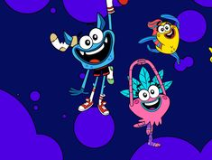 Meet Flappy Tuckler, a new GoNoodle Champ! Champs grow as
