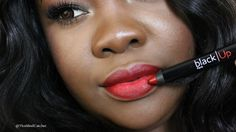 #NEWMAKEUP from #BLACKUP Cosmetics! Coming this Fall. 2 in 1 Jumbo Pencils. This is shade #15  #blackupcosmetics #lipstick
