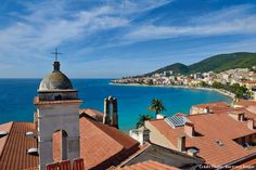 Corse, vue du golfe d'Ajaccio