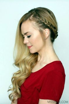45 Easy Half Up Half Down Hairstyles for Every Occasion - 21 #LongHairstyles