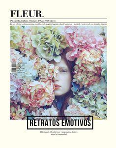 Fleur/ Revista by Agostina Lotierzo