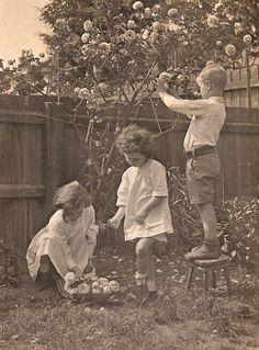 vintage everyday: Lovely Vintage Photos Captured Family Life in Watford during…