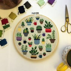 Botany Cross Stitch Kit, You can create really unique habits for fabrics with cross stitch. Cross stitch models can almost impress you. Cross stitch beginners may make the models they want without difficulty. Funny Cross Stitch Patterns, Simple Cross Stitch, Cross Stitch Flowers, Cross Stitch Designs, Cross Stitch Hoop, Cross Stitch Beginner, Cross Stitching For Beginners, Cross Stitch Embroidery, Embroidery Patterns