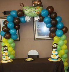 Lo globos aportan un toque divertido y colorido a nuestras fiestas, por algo no han pasado de moda y continúan alegrando a grandes y chicos....