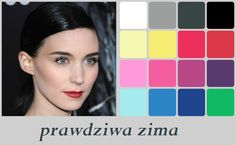 Cool / True Winter - rooney mara - prawdziwa zima
