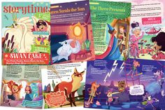 Create A Superhero, Magazines For Kids, News Stories, News Blog, Story Time, 5th Birthday, Literacy, Fairy Tales, Activities