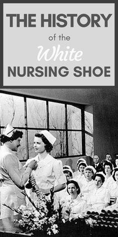 The History of the White Nursing Shoe - Nursing Shoe Heaven White Nursing Shoes, Best Nursing Shoes, Best White Shoes, New Beginnings, Nurse Shoes, Cover Letters, History, Nurses, Factors