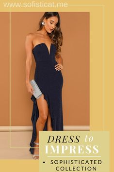 Looking for classy, elegant, sophisticated outfits that's just at the right price? Browse through a collection of women's fashion for casual look, for work, or for evening events or boho designs. Dresses that fits any season. Sophisticated Outfits, Elegant Sophisticated, Classy Outfits, Chic Outfits, Elegant Dresses, Formal Dresses, Boho Designs, Casual Looks, Dress To Impress