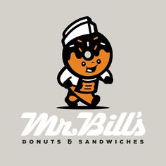 mr. bill's donuts