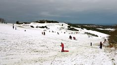 Sledging at the Pentlands today Edinburgh, Mountains, Winter, Nature, Travel, Naturaleza, Viajes, Traveling, Natural
