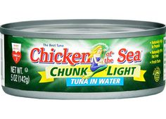 Buy Chicken of the Sea Chunk Light Tuna and SAVE!