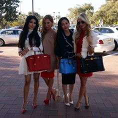 """""""Not the most clear pic but holiday lunch the other day with @prive_ashleyfargo @leatran @jackiemelby """""""