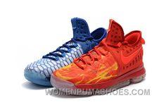 "264c979c137 NIKE ZOOM KD 9 EP Nike KD 9 ""Fire   Ice"" Online"