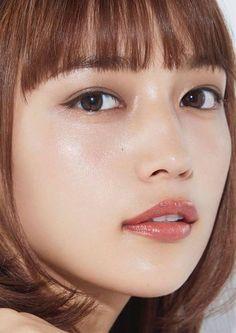 Beautiful Lips, Beautiful Asian Girls, Japanese Beauty, Asian Beauty, Prity Girl, Kawaii Faces, Glass Skin, Poses, Portrait Photo