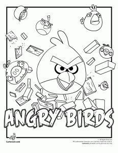 SO many coloring pages...Angry Birds, Lego, Super Mario....those are just the ones I remember!  FREE!