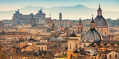 Home to the Masters of Renaissance, the ruins of the Roman Empire and the Vatican City, Rome is one of the greatest cities in the world.