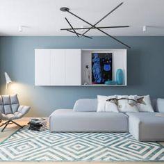 Wohnen Mit Farben   Wandfarbe Rot, Blau, Grün Und Grau: Wand In Grün |  Summer Green | Pinterest | Grün Und Grau, Wände Und Grün
