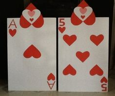 Queen Of Hearts Cards