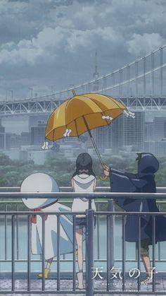 Animes Wallpapers, Cute Wallpapers, Phone Wallpapers, Anime Films, Anime Characters, Makoto Shinkai Movies, Wallpaper Telephone, Manga Anime, Anime Art
