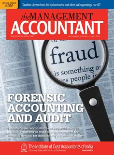 The Management Accountant September 2014 edition - Read the digital edition by Magzter on your iPad, iPhone, Android, Tablet Devices, Windows 8, PC, Mac and the Web.