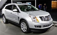 The new Cadillac SRX, is it SRXY?