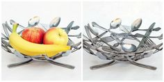 29. Bowl | 30 Quirky Ways To Use Your Utensils