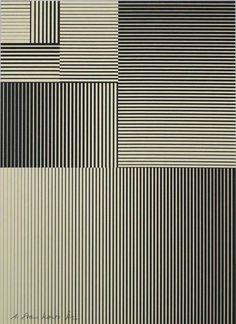 Patternity_Lines Fading Out_Anton Stankowski Line Patterns, Textures Patterns, Color Patterns, Op Art, 3d Modellierung, Grafik Design, Art Plastique, Geometric Art, Pattern Wallpaper
