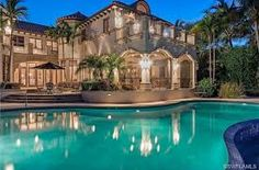 18 best waterfront homes in naples images naples florida rh pinterest com