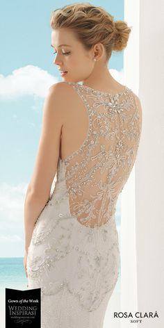 VEGA - Rosa Clará Soft 2016 Bridal Collection
