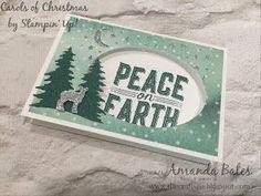 The Craft Spa - Stampin' Up! UK independent demonstrator : Carols of Christmas #1