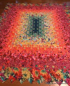 Blooming Nine-Patch from Doodlebugs and Rosebuds Quilts