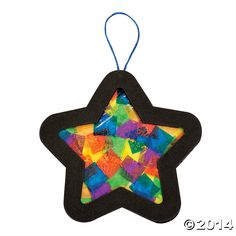 Tissue+Paper+Star+Christmas+Ornament+Craft+Kit+-+OrientalTrading.com