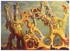 johfra bosschart | NEOSAPIENS / Johfra Bosschart : Johfra y el Surrealismo Renacentista ...