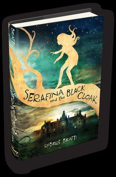3D Image of Serafina and the Black Cloak