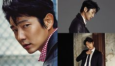 Oh, Mercy! Lee Jun Ki's to Die for in New Allure Korea Shots