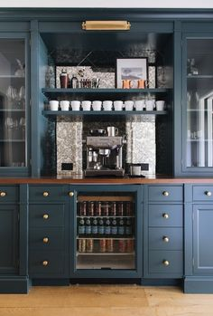 coffee bar stoffer design - Google Search